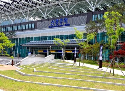 Estación de Singyeongju