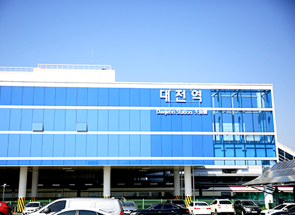 Estación de Daejeon