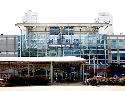 Estación de Seodaejeon