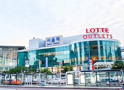 Сеульский вокзал (서울역, Seoul Station)