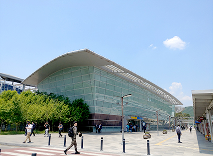 Estación de Ulsan (Tongdosa)
