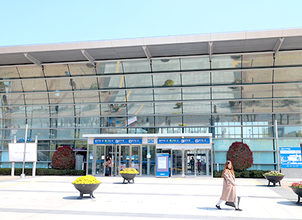 Estación de Suncheon