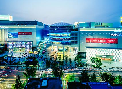 Станция Йонсан (용산역, Yongsan Station)