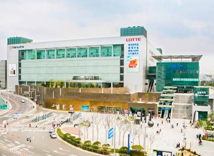 Станция Чхоннянни (청량리역, Cheongnyangni Station)