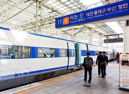 韓國高速列車(KTX)