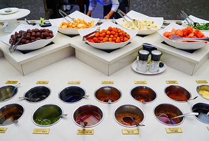 Выбор ингредиентов по вкусу для приготовления хого