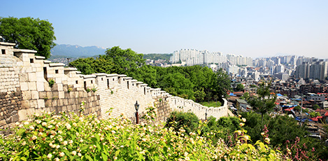 Follow the Trails of History & Culture, Hanyangdoseong