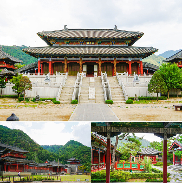 "Travel to ""Moon Lovers: Scarlet Heart Ryeo"" filming sites 