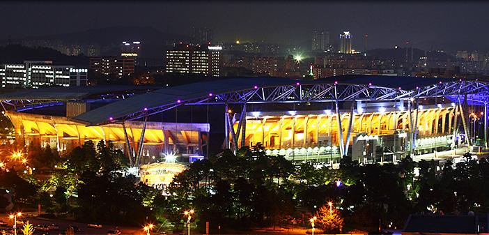 水原世界杯体育场(수원 월드컵경기장)