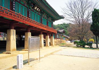 龍珠寺(ヨンジュサ)