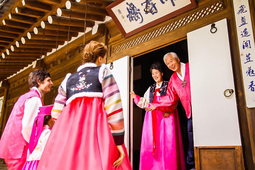Costumbres de Chuseok