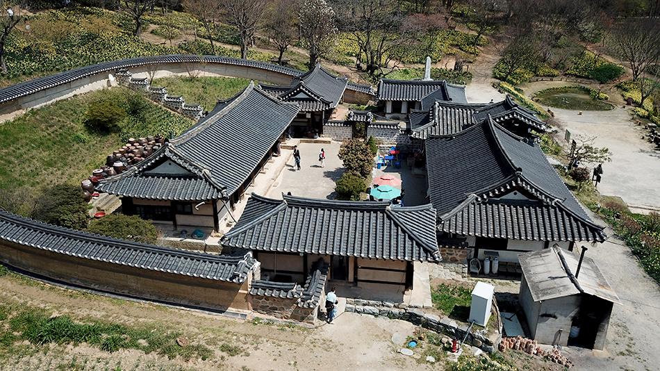 House of Yi Gi-Bang (Credit: Be Marie Korea)