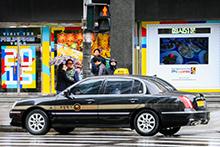 Taxis der Luxusklasse