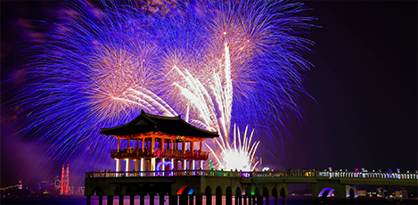 Guidebook to Korea's Summer Festivals<br/>(July-August)