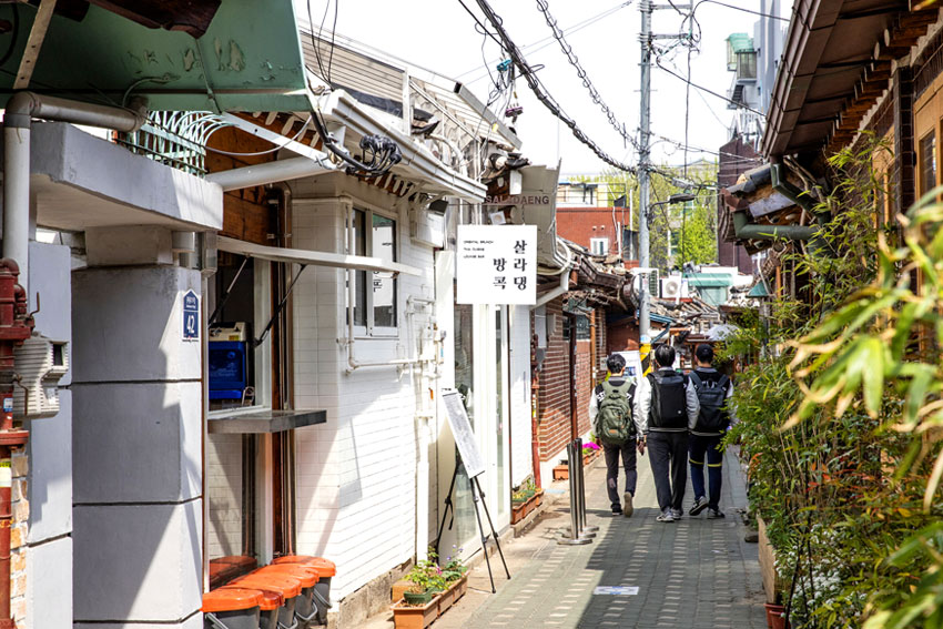 Barrio de Ikseon-dong