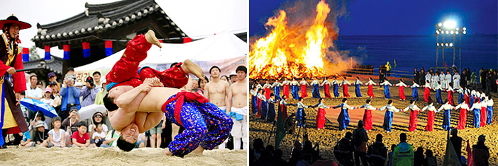 Traditional Korean Holiday of Bountiful Harvest, Chuseok