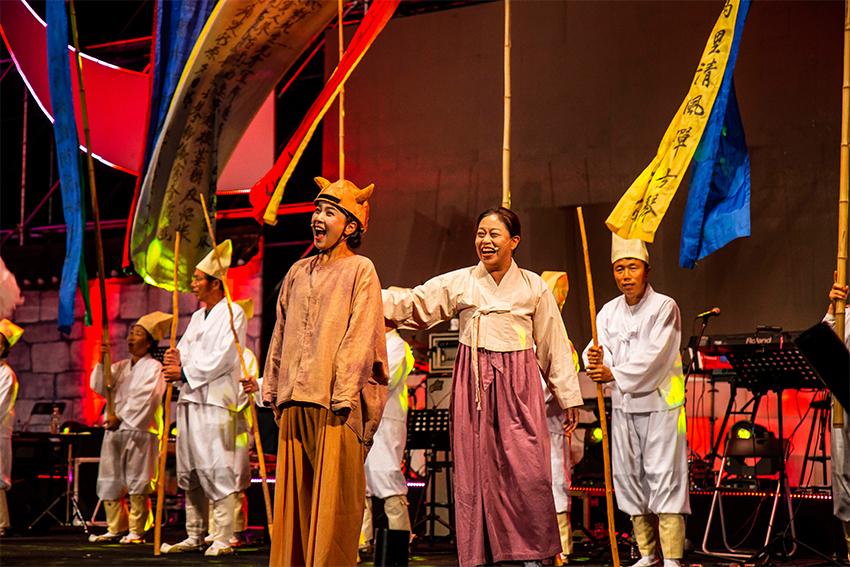 Mokpo Port Festival (Credit :  Mokpo Port Festival)