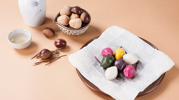 Recipes for Signature Chuseok Foods
