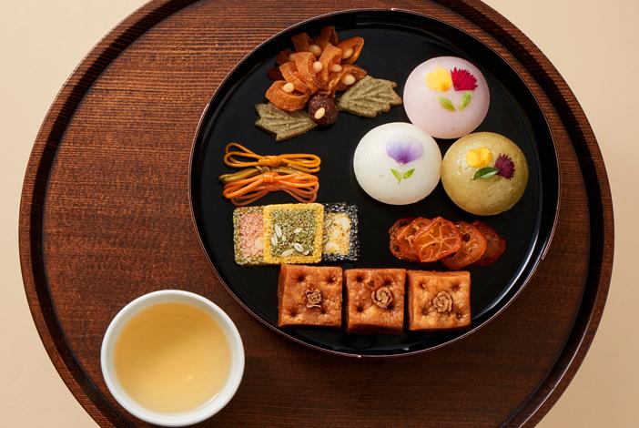 宮中餅菓(写真提供:韓国文化財財団)