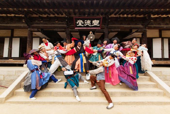 韓国民俗村朝鮮文化祭り「朝鮮時代へようこそ」