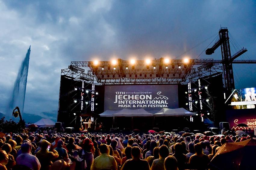 堤川國際音樂電影節(圖片來源: 堤川國際音樂電影節)