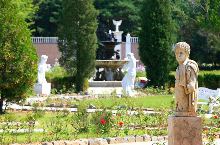 Byeokchoji Botanical Garden