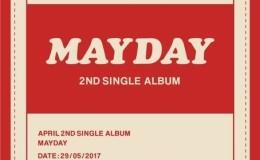 Возвращение на музыкальную арену группы April с синглом ′Mayday′