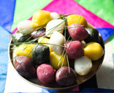 Chuseok, ein traditioneller Feiertag Koreas