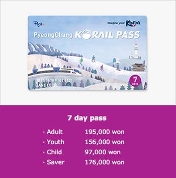 7day pass