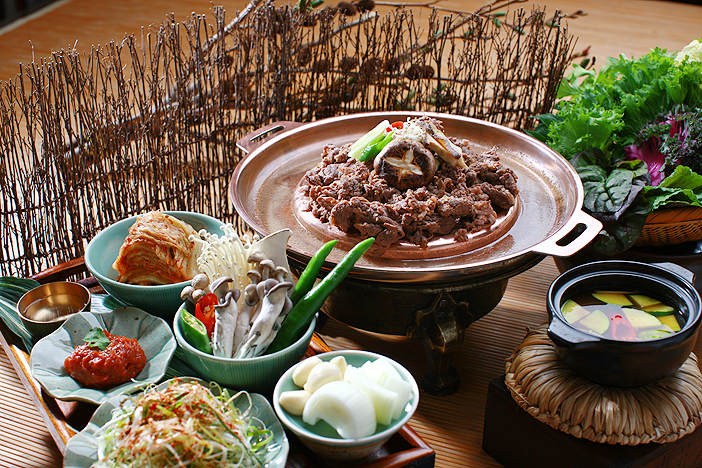 Photo: Bibimbap, one of Korea's most representative foods