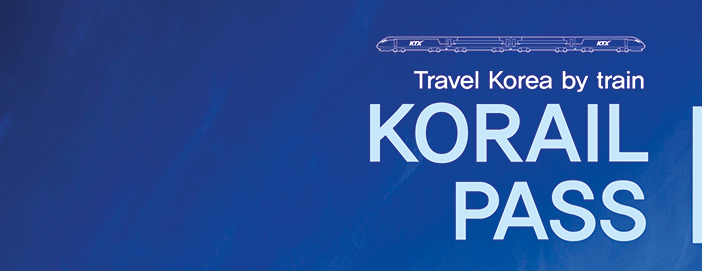 Official Site of Korea Tourism Org : Korail Pass : Railroad