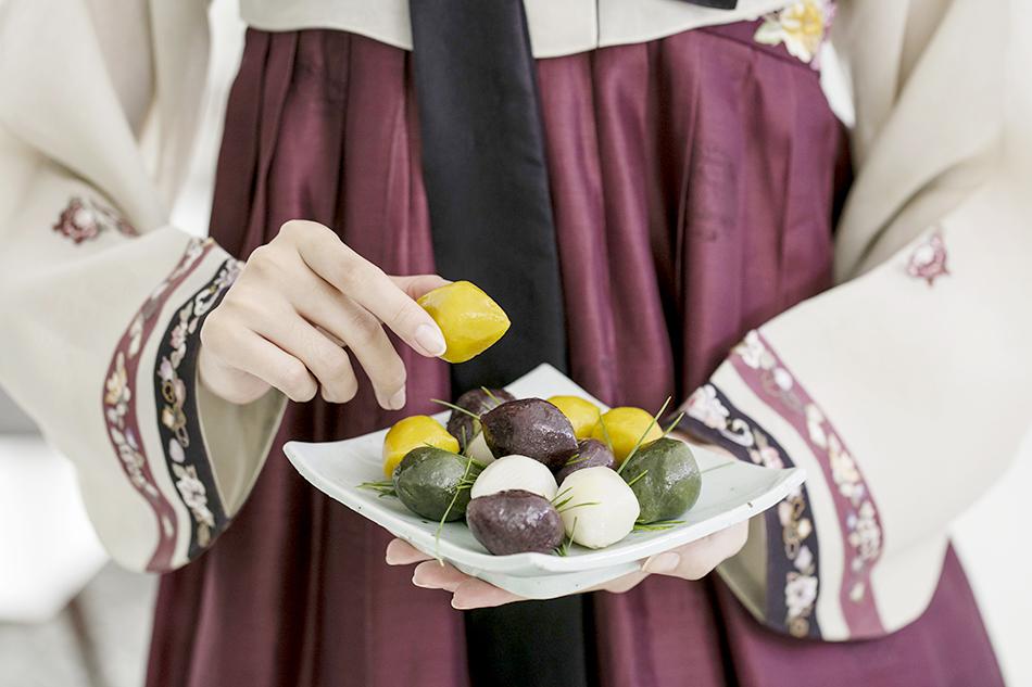 松糕(上)&煎饼及传统酒(下)
