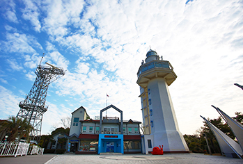 灯台展望台