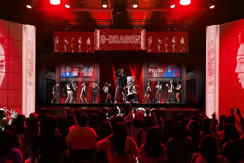 Live Holo演唱會場