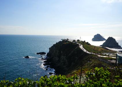 五六島Skywalk全景