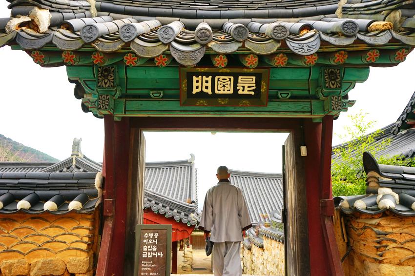 梵魚寺風景
