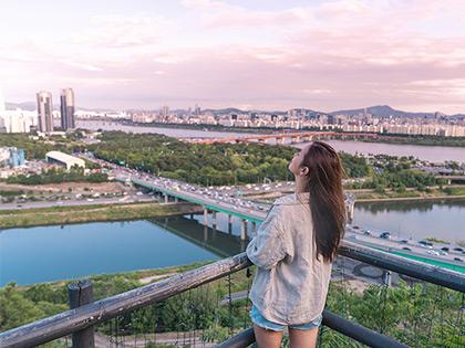 Five Ways to Enjoy Seoul Forest