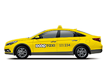 Coop taxi (Credit: Taxi Cooperative Network)