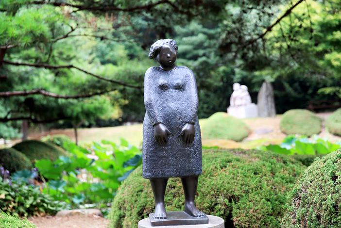 云甫美术馆与雕塑公园