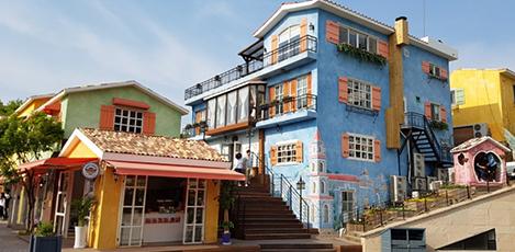 アート、文化、メルヘンの世界が広がる、坡州。