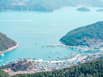 Tongyeong, donde coexisten el mar y la vida