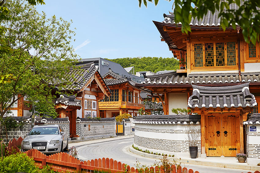 Village des hanok Eunpyeong