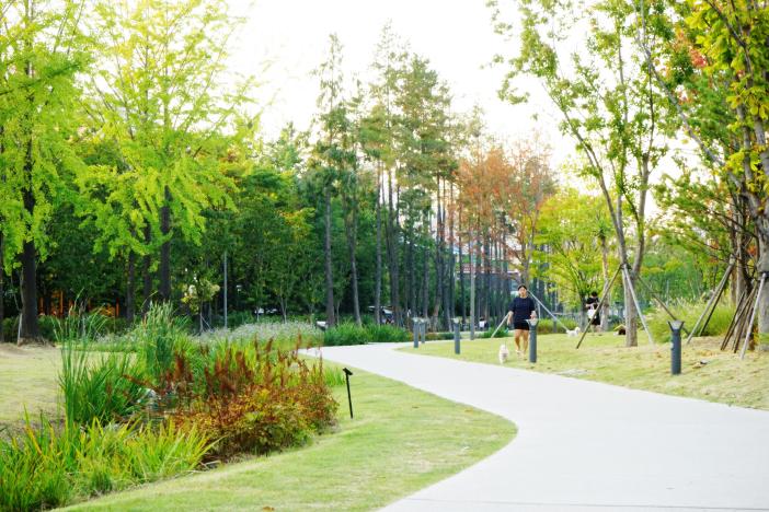 京義線林蔭公園