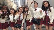Aprilが日本でゲリラコンサートを開催