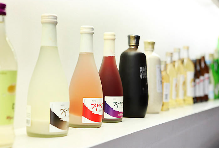 Traditional Liquors and Wines
