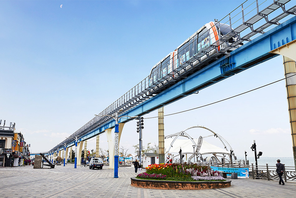 Wolmi Sea Train