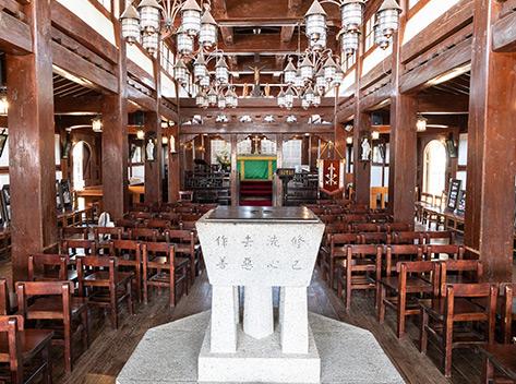 Ganghwa Anglican Church (Credit: Incheon Tourism Organization)