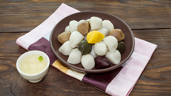 Traditional Korean Holiday of Bountiful Harvest, Chuseok