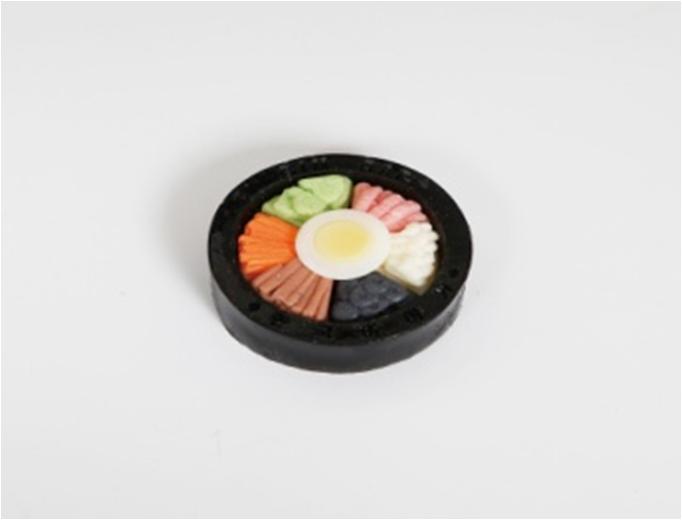 韩国饮食的世界化(拌饭天然肥皂)