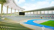 2014仁川アジア競技大会、仁川アシアードメイン競技場